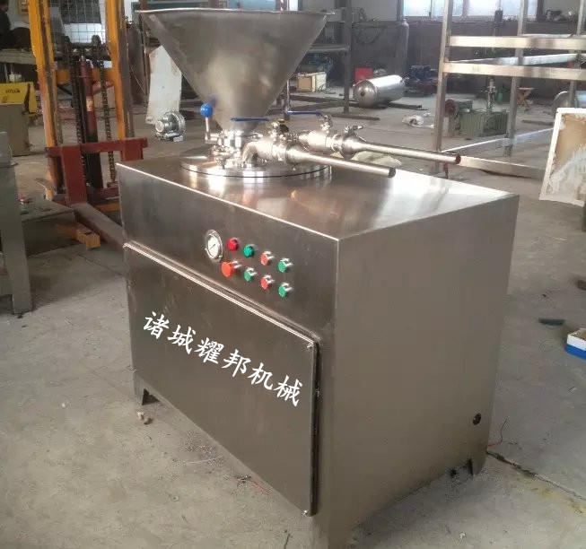 350型液压灌肠机